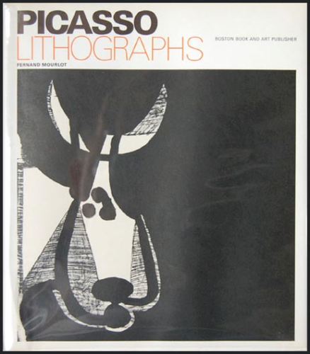 Fernand Mourlot - Picasso Lithographs (1970)